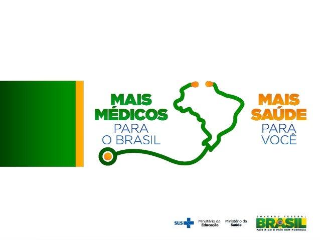 Brasil precisa de médicos Médicos/mil habitantes  Brasil  1,8  Argentina Uruguai Portugal Espanha Reino Unido Austrália It...