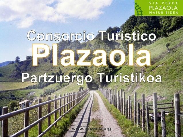 La Vía Verde del Plazaola