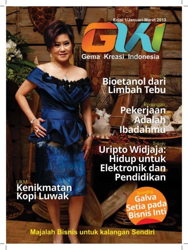 Majalah Gema Kreasi Indonesia