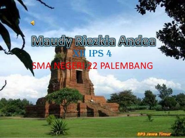 XII IPS 4SMA NEGERI 22 PALEMBANG
