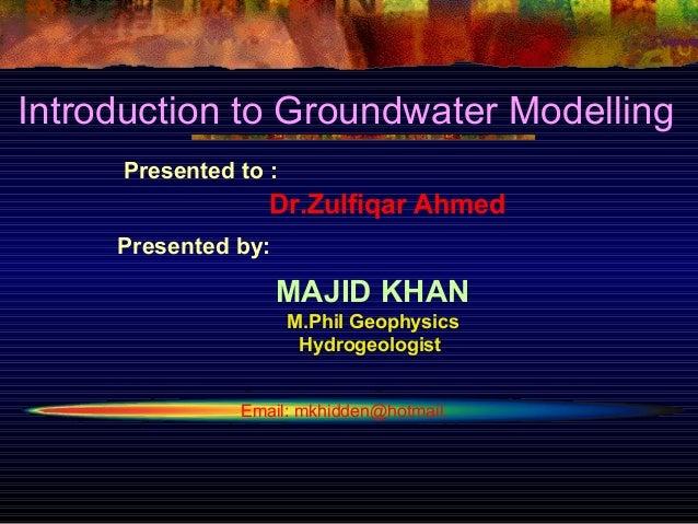 Majid Gw Final Ppt