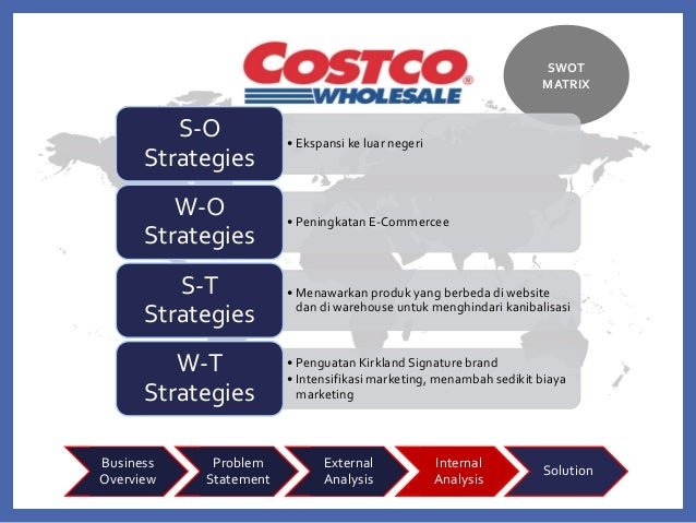 costco business strategy analysis