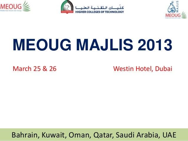 Majlis 2013   25 mar13 -02