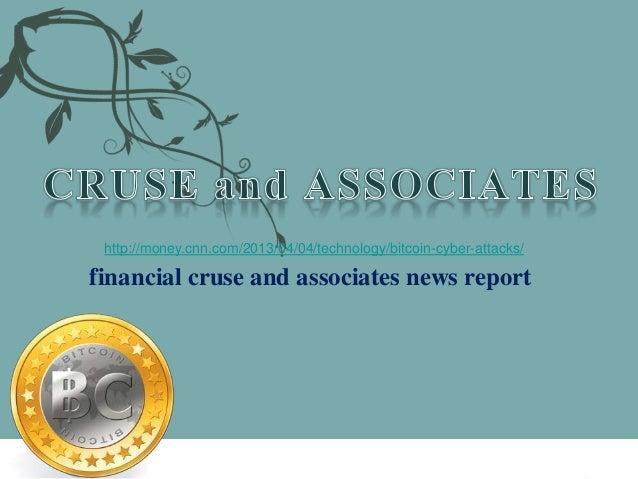 financial cruse and associates news report, Major Bitcoin utvekslinger hit med cyberattacks