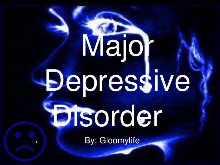 Depressive Disorder - The Chronicle Of Fear - Near To Death ...Another Step To Death
