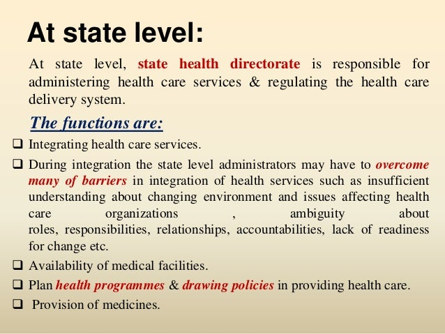essay on health care systems Health care administrator health care delivery system - health care delivery system research papers discuss modern nomenclature for any organization of.