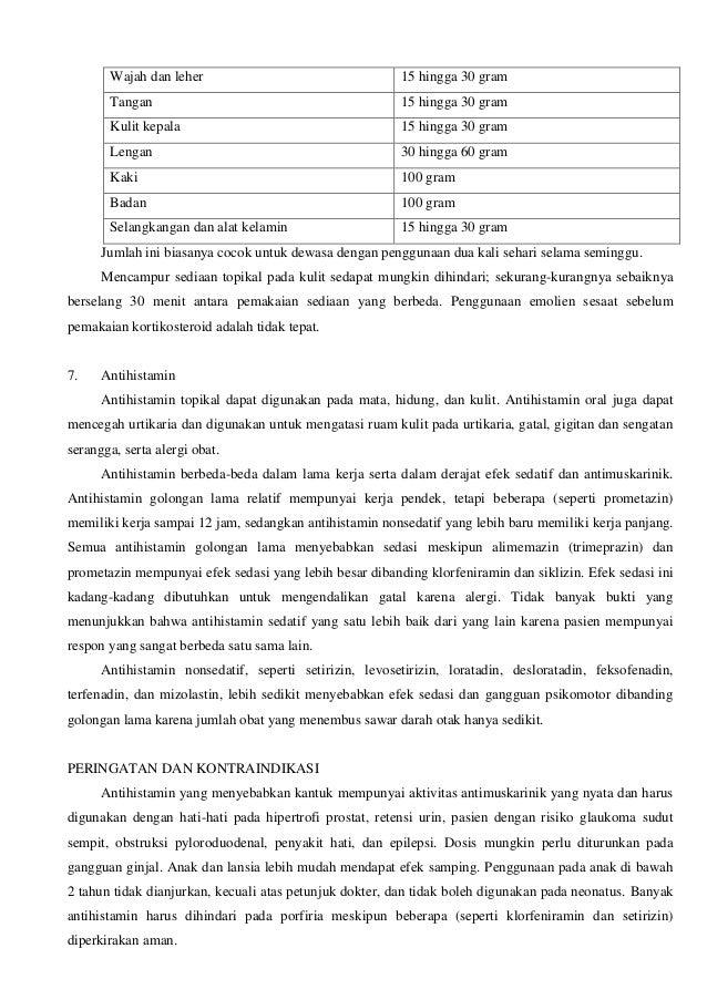 kortikosteroid topikal untuk dermatitis