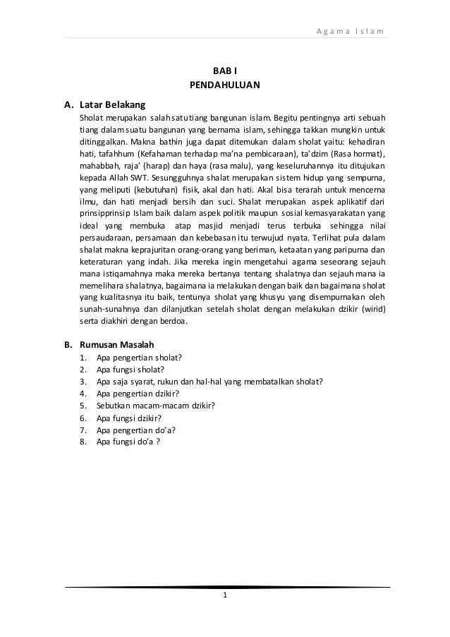 makalah aplikatif