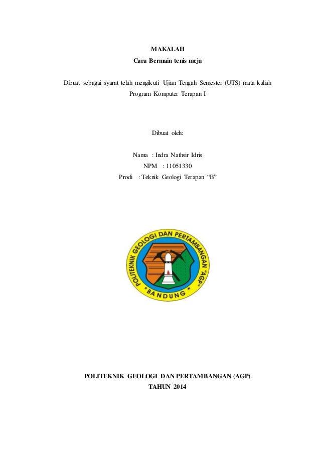 Makalah Pjok Soal Soal Sma Ma Kelas X Xi Xii Semester 2 Kurikulum 2013 Ktsp Sd Negeri 1 Asemrudung