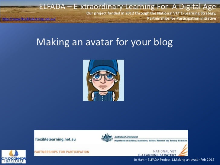 ELFADA – E-xtraordinary Learning For A Digital Age                                      Our project funded in 2012 through...