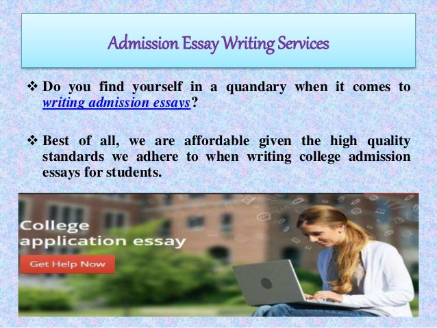 Using essay writing services