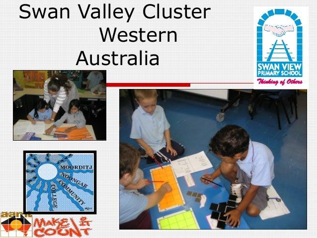 Swan Valley Cluster Western Australia