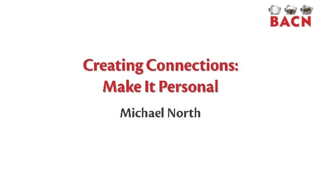 • People connect to people, not to business cards. • Elevator pitches are as exciting as elevators are. • You gain interes...