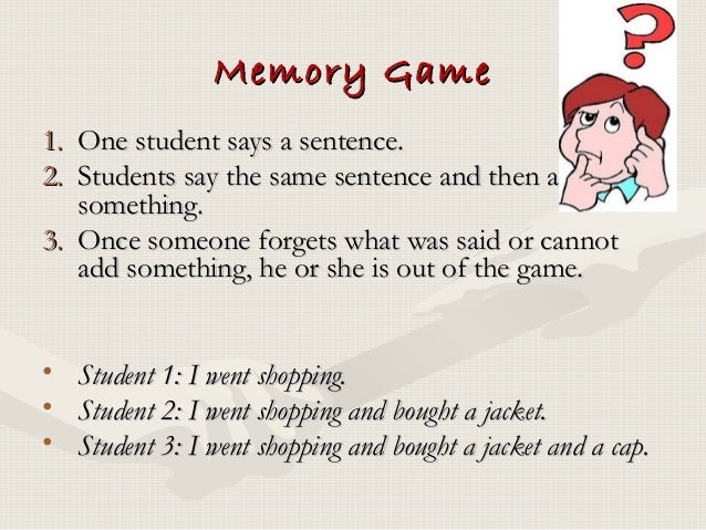 Classroom Game Ideas For Adults ~ Classroom english games for elementary students