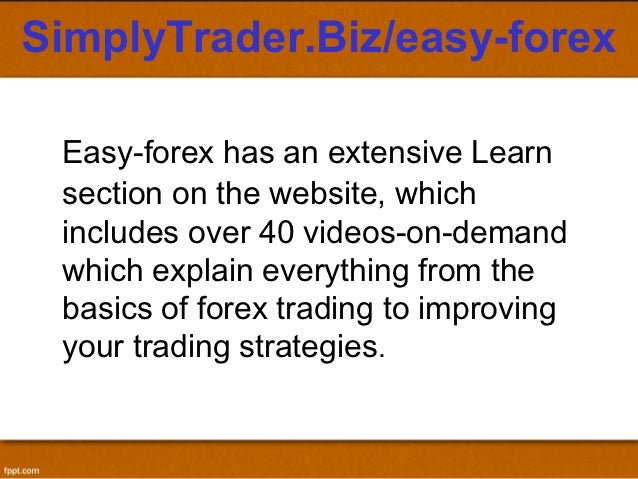 Is it easy to make money trading forex