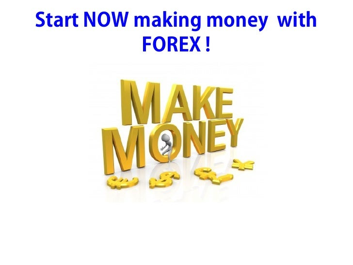 Anybody making money forex