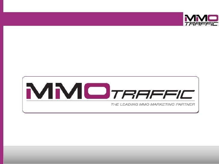 Make Money Online With MMOTraffic Affiliate MMO Platform