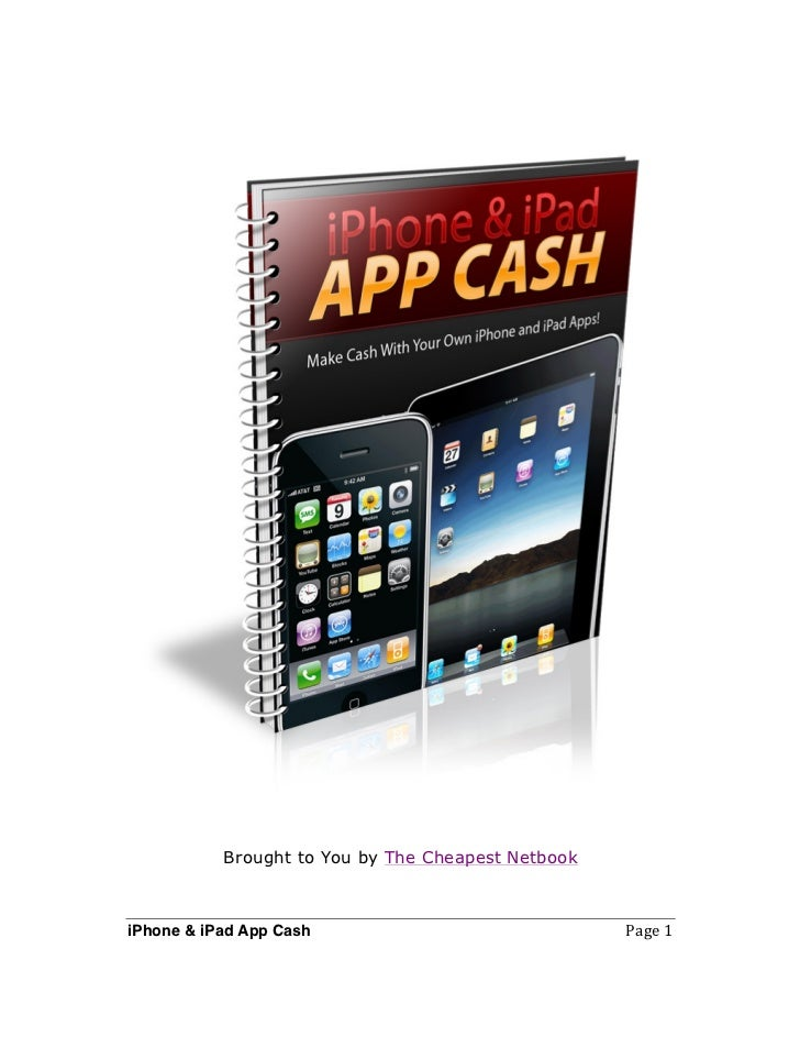 Make money with apps FREE cash report