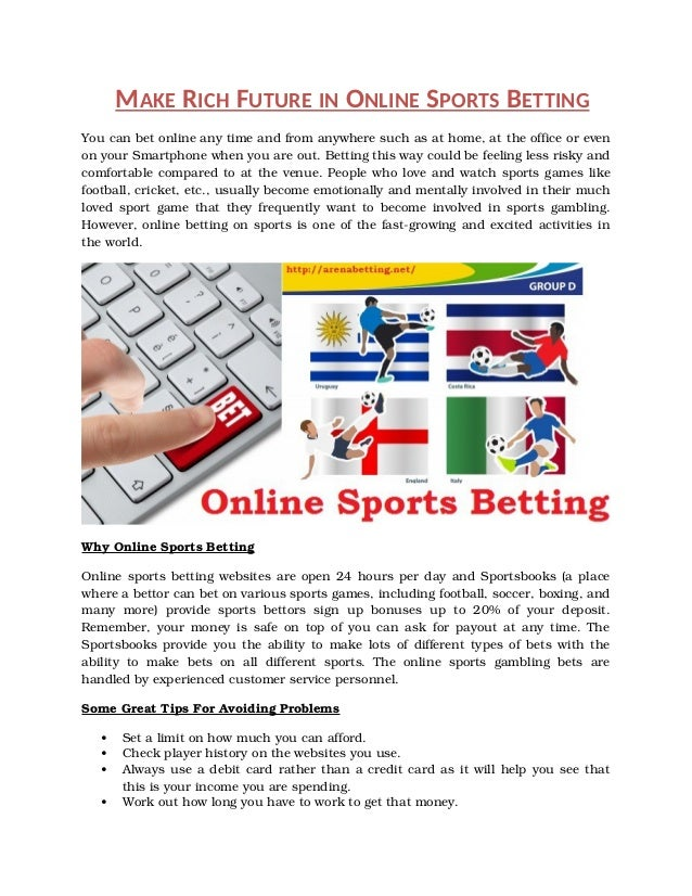 make-rich-future-in-online-sports-bettin