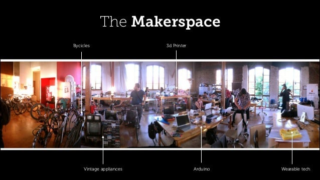 The Makers Movement