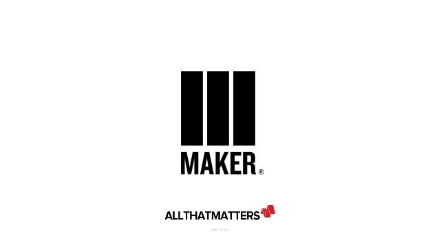 Maker Studios All That Matters Singapore 2014