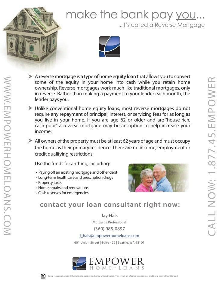 make the bank pay you...                                                                                                  ...