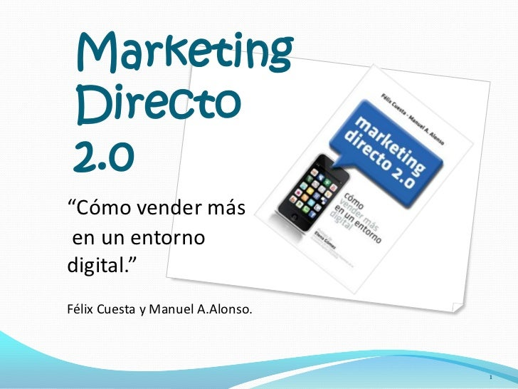 Maketing directo 2.0