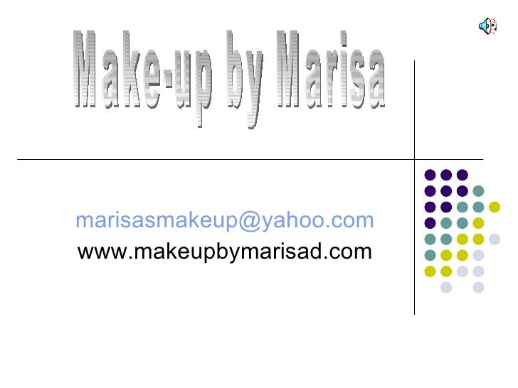 Make-up by Marisa