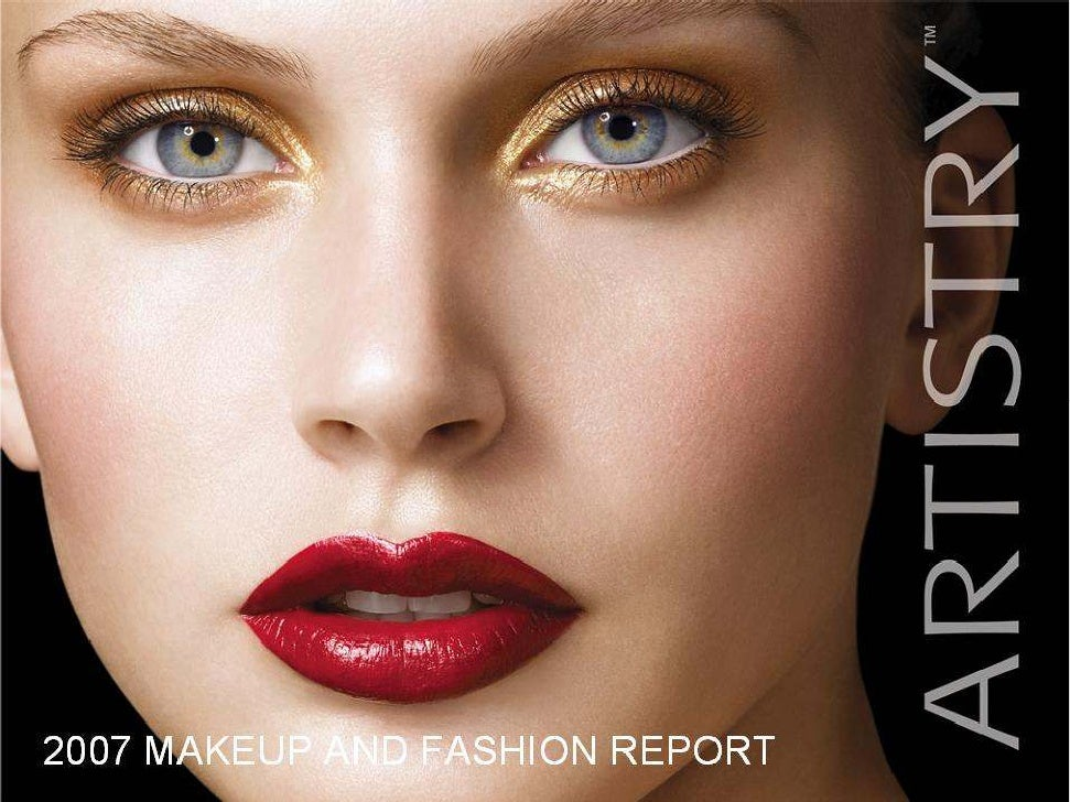 Make-Up Trend 2007