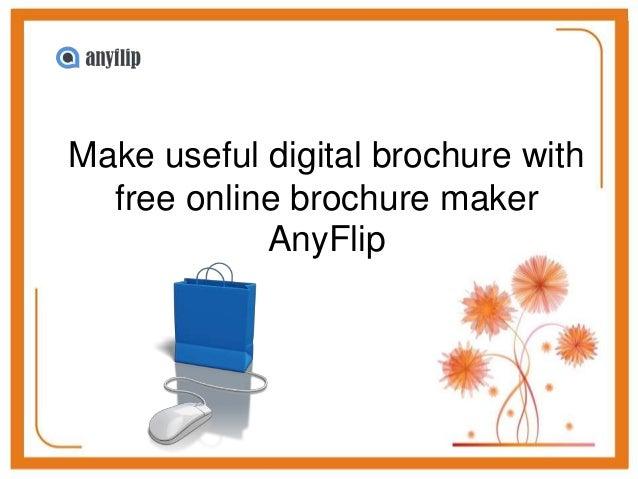 online leaflet maker
