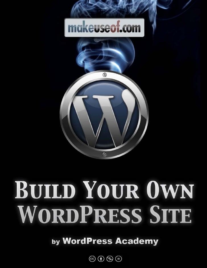 1 | WordpressAcademy.biz