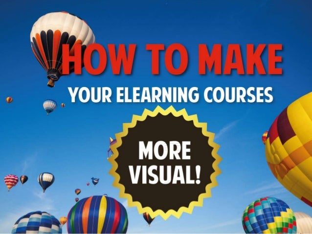 1. A lot of eLearning courses use passiveinformation presentation (just a coursewith a dump of text about a particularsubj...
