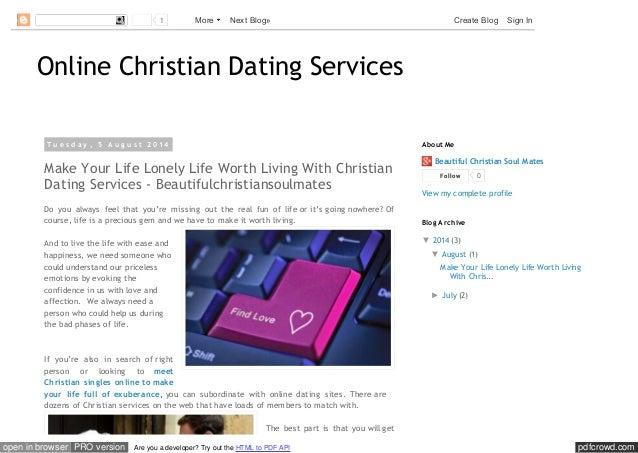 Free christian dating sites usa