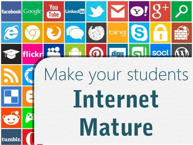 Digital Citizenship : Make Your Students Internet Mature (For Schools & Colleges)