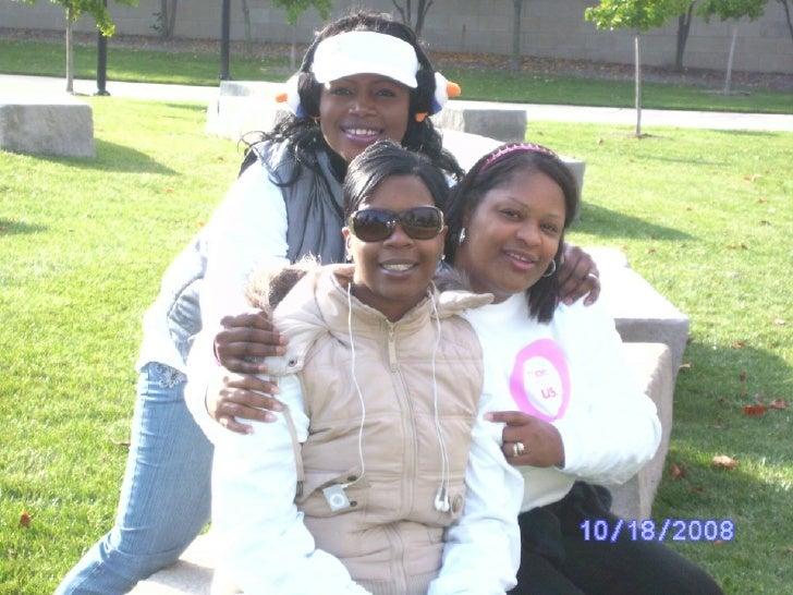 Making Strides Against Breast Cancer   October 2008