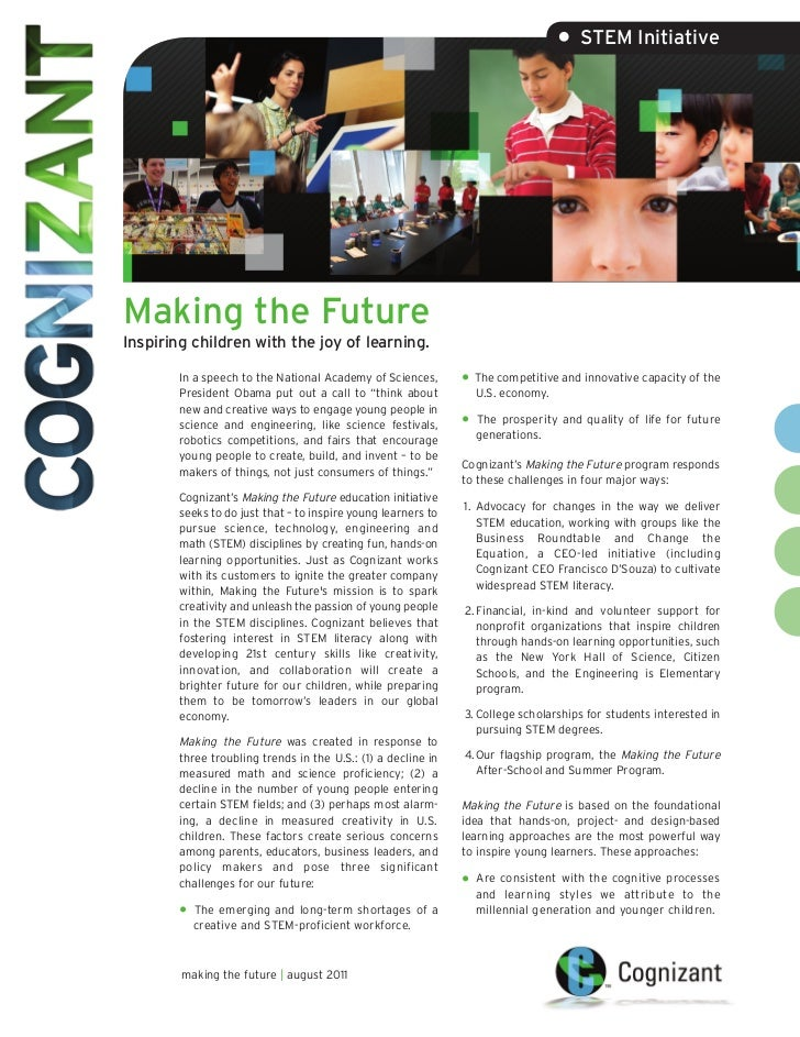 ••STEM Initiative                                                                                 STEM InitiativeMaking th...