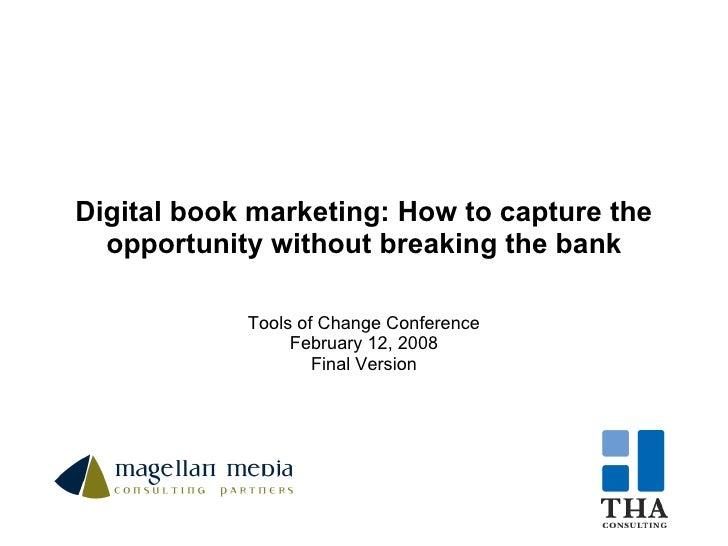 Making The Most Of Digital Marketing Presentation