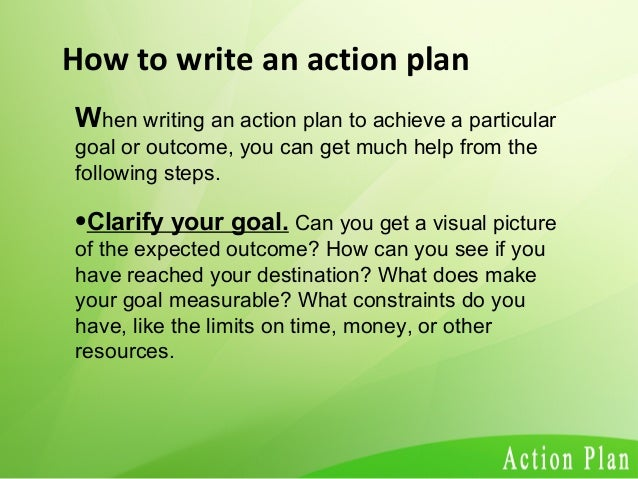 Steps For Writing An Affirmative Action Plan