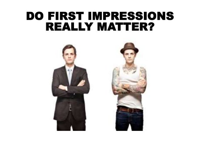 looking beyond first impressions First impressions are so powerful  one that used the same set-up to compare in-person impressions to those obtained through looking  beyond the online dating.
