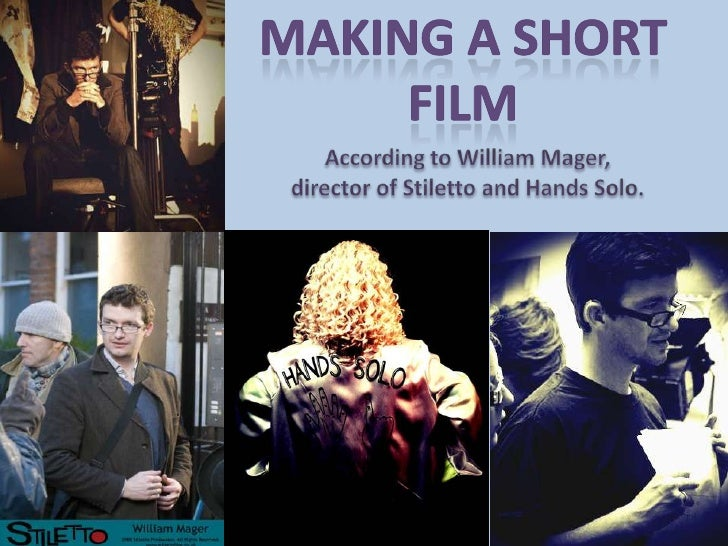PART ONE - WATCH SHORT FILMSShort Films are easily available to anyoneand everyone. There are lots ofwebsites, such as sho...