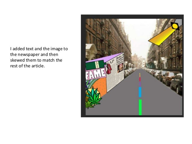 Making cd cover explanation2