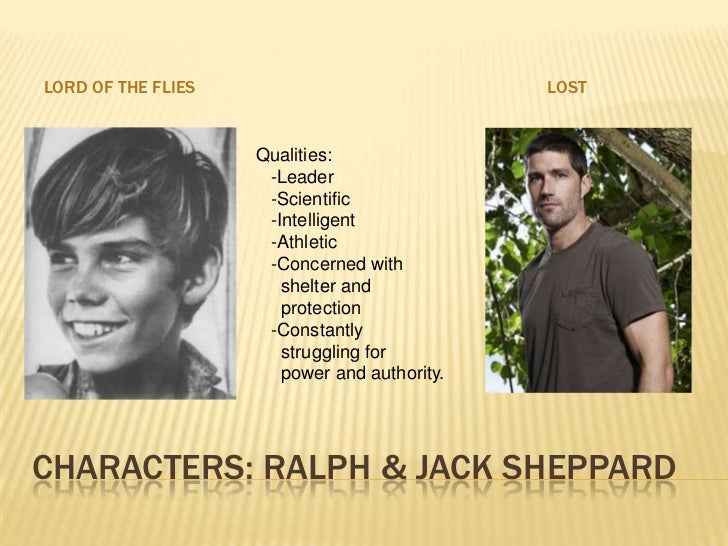 lord flies comparing ralph jack Lord of the flies compare and contrast specifically for you for only $1390/page order now  jack and ralph were the oldest so they went into debate ralph is a .