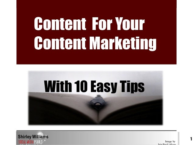 Content Marketing: Making Good Content