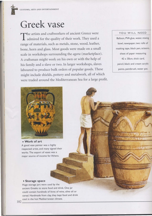 Making history arfifacts