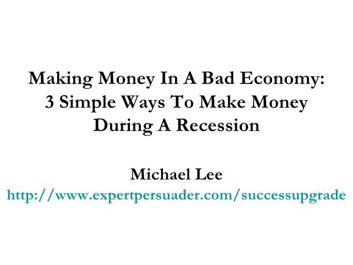 3 Ways to Make Money - wikiHow
