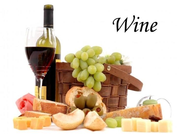 Making Of Wine
