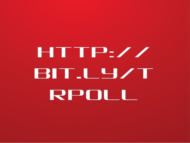 http:// bit.ly/t rpoll