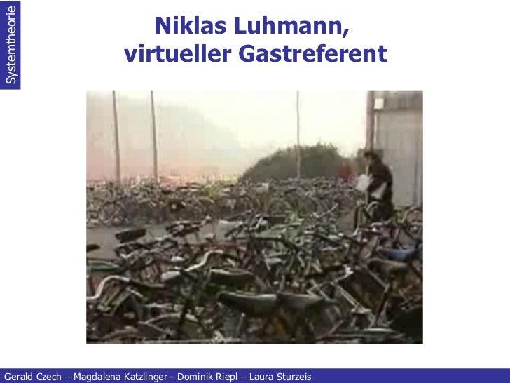 niklas luhmann tillid net dating