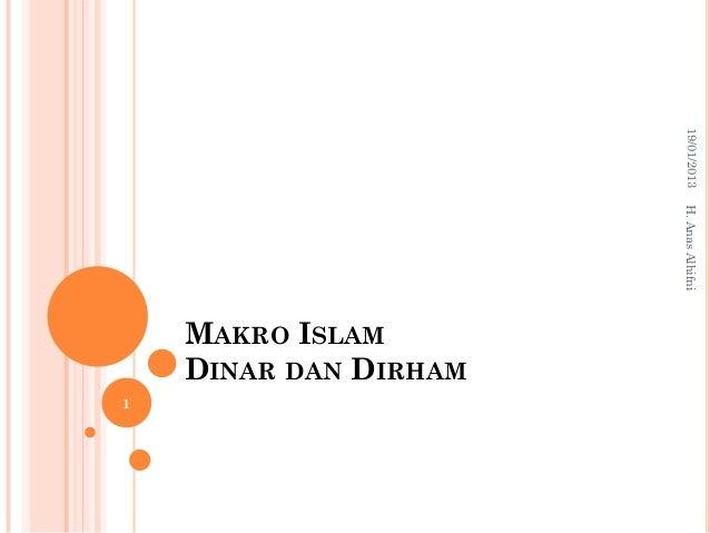 Makro islam pertemuan akhir