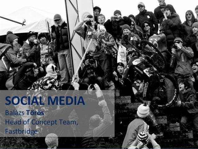 Social Media in Practice 2012